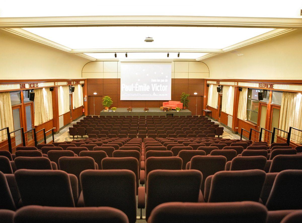 Auditorium de 350 places de la Cité de la Mer