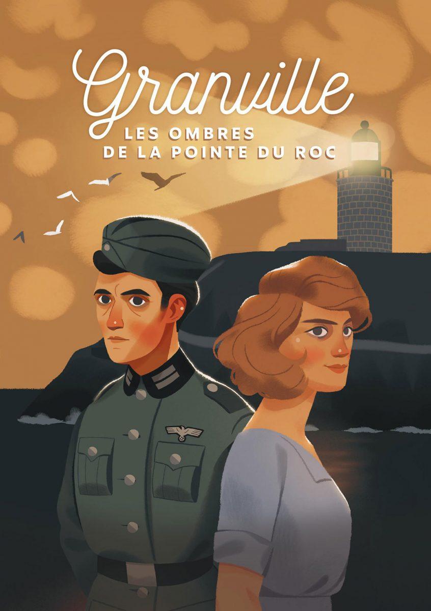 Affiche de l'application Timetravel à Granville