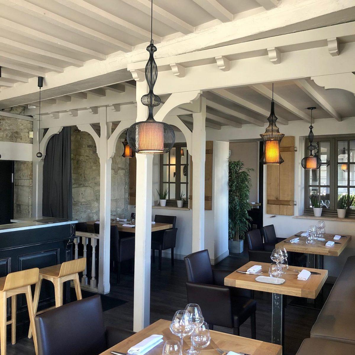 Restaurant l'ANgle Saint Laurent à Bayeux