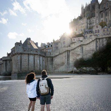 Week-end en amoureux au Mont-Saint-Michel : comme dans une bulle