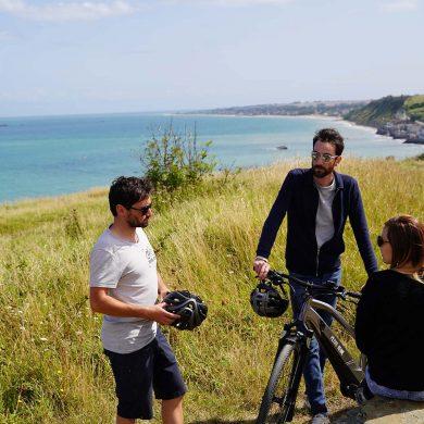 Notre balade gourmande à vélo avec un guide local