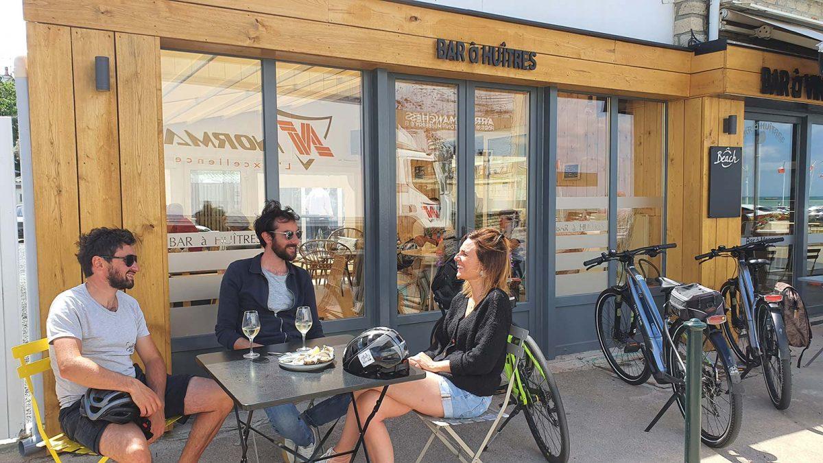 Balade gourmande à vélo - Expérience