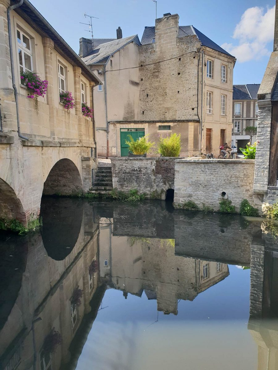 Ruelle à Bayeux