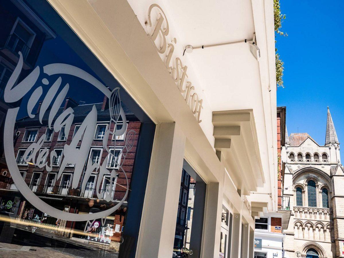 Villa des Arts, hôtel - restaurant à Lisieux