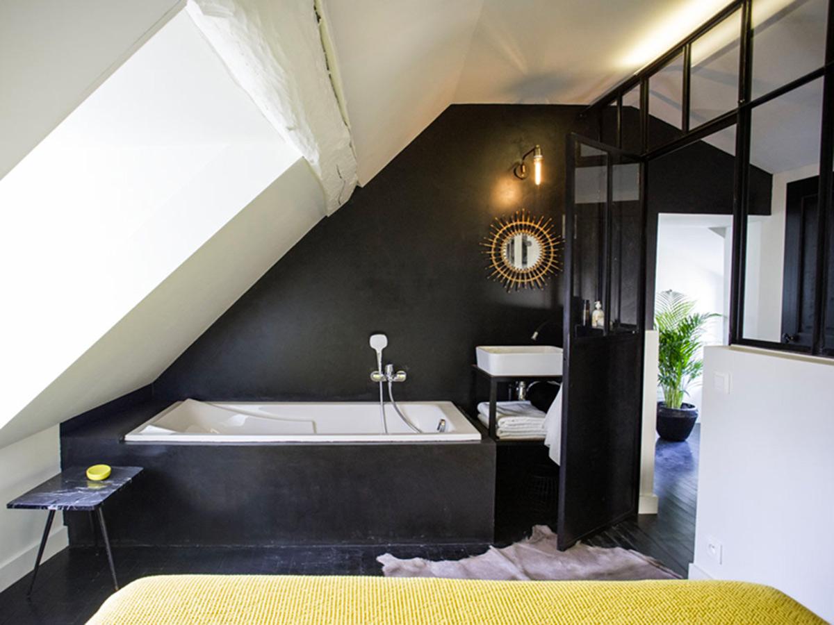 Chez Laurence du Tilly, appartements / locations de vacances dans le centre de Caen