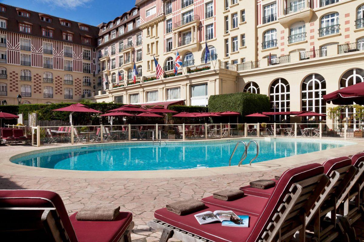 Hôtel Barrière Le Royal Deauville*****