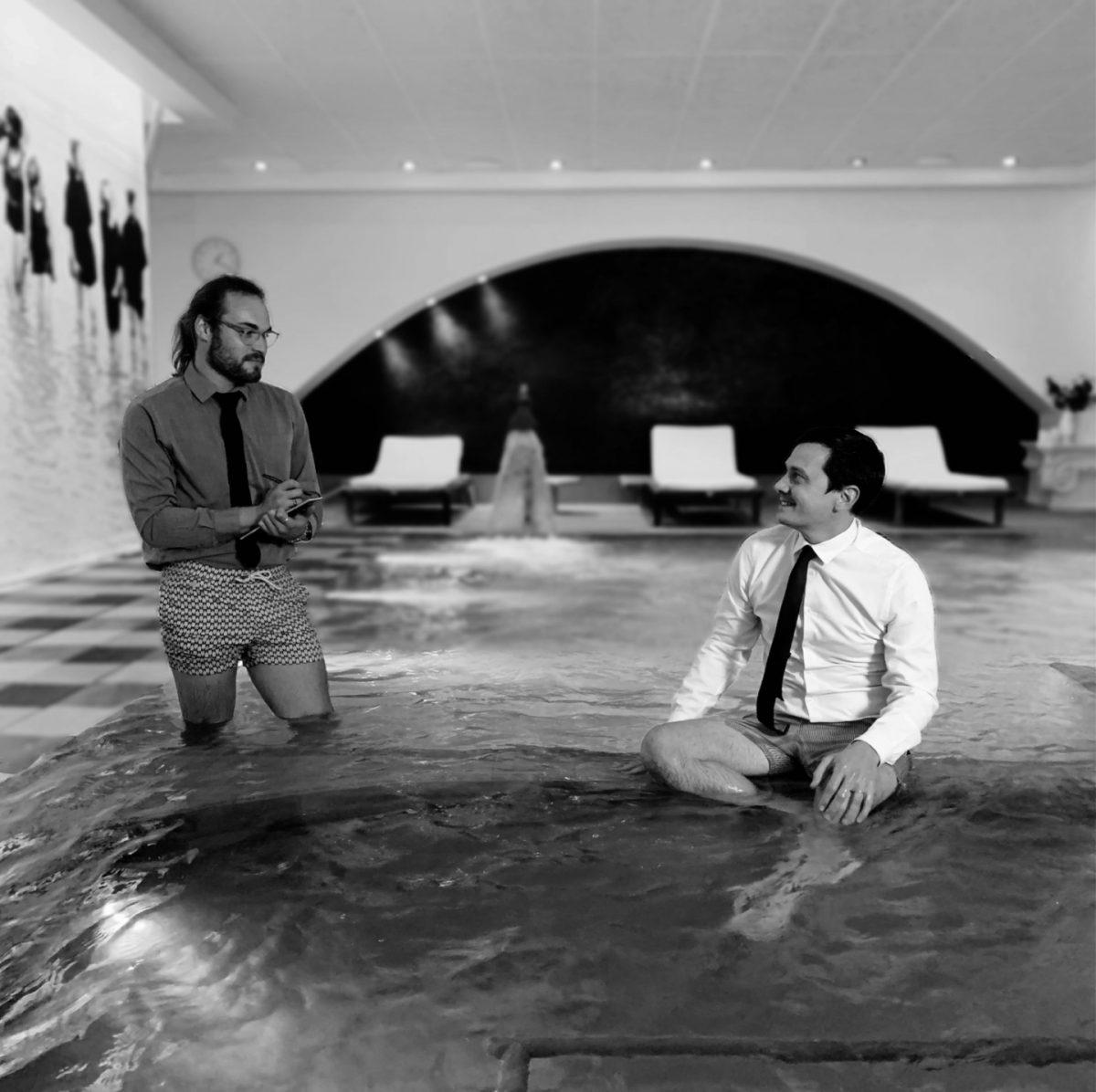 Bastien THIERRE & David FOLLIOT