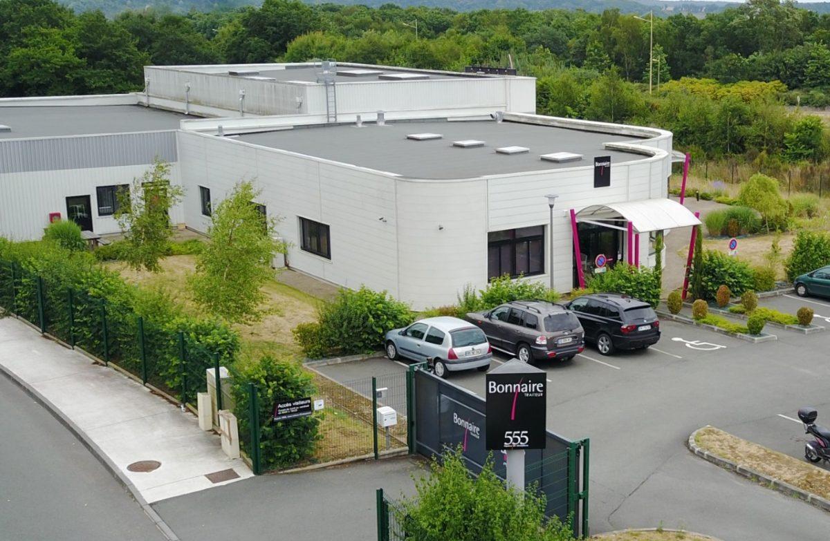 Locaux de Bonnaire