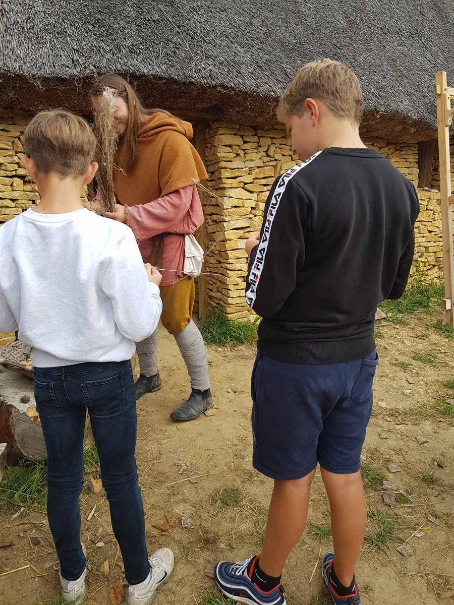 Expérience Immersion chez les Vikings à Ornavik