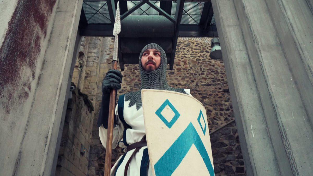 expérience immersion médiévale au Château de Falaise