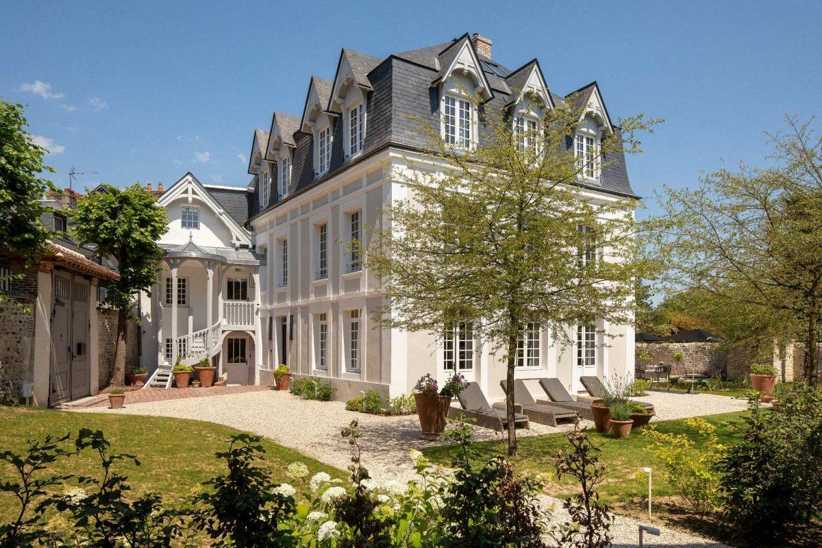 Hôtel Saint Delis de la Collection Saint-Siméon