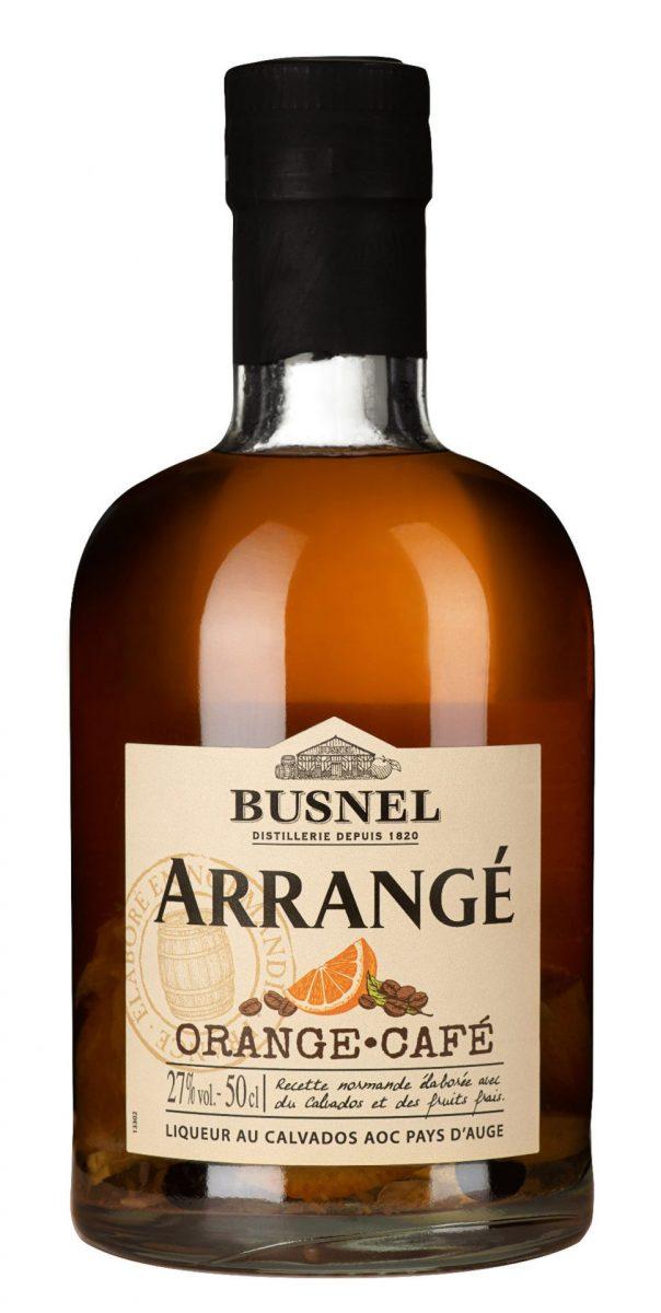 L'arrangé Busnel orange café