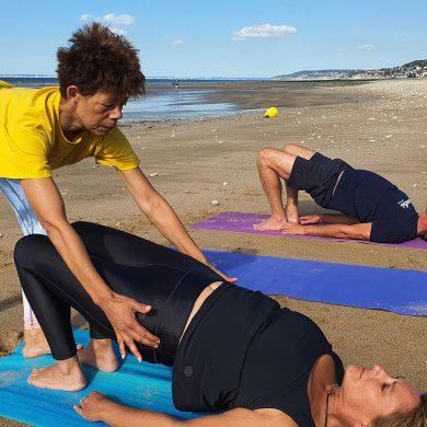 Relax et Yoga à la Villa d'Eaux de Villers-sur-Mer