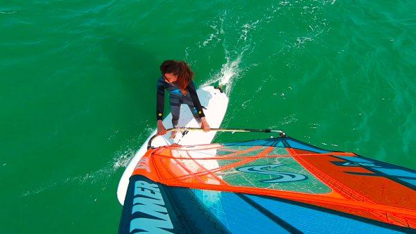 S Initier Au Windsurf Au Cap De La Hague Normandie Tourisme