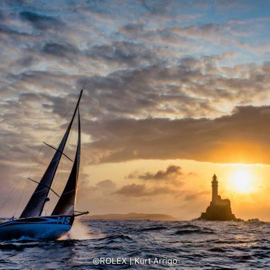 La Rolex Fastnet Race arrive en août 2021 à Cherbourg-en-Cotentin