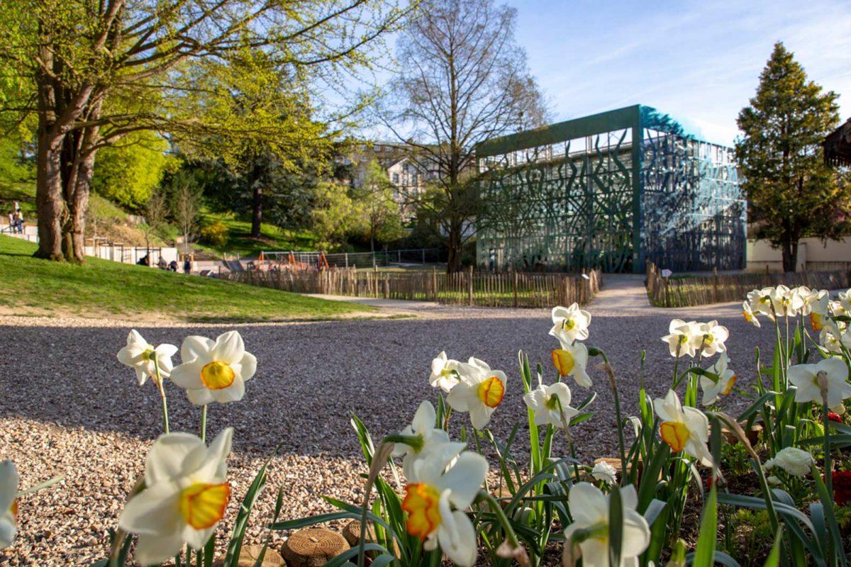 Jardin public d'Evreux