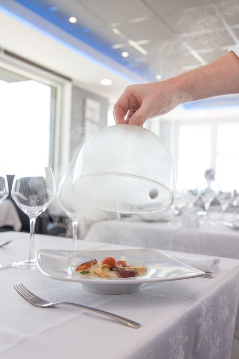 Plat du restaurant Le Panoramique