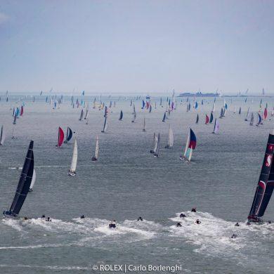 Rolex Fastnet Race Destination Cherbourg-en-Cotentin