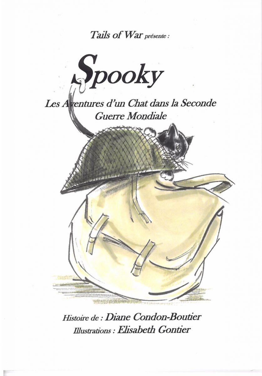 Les aventures de Spooky