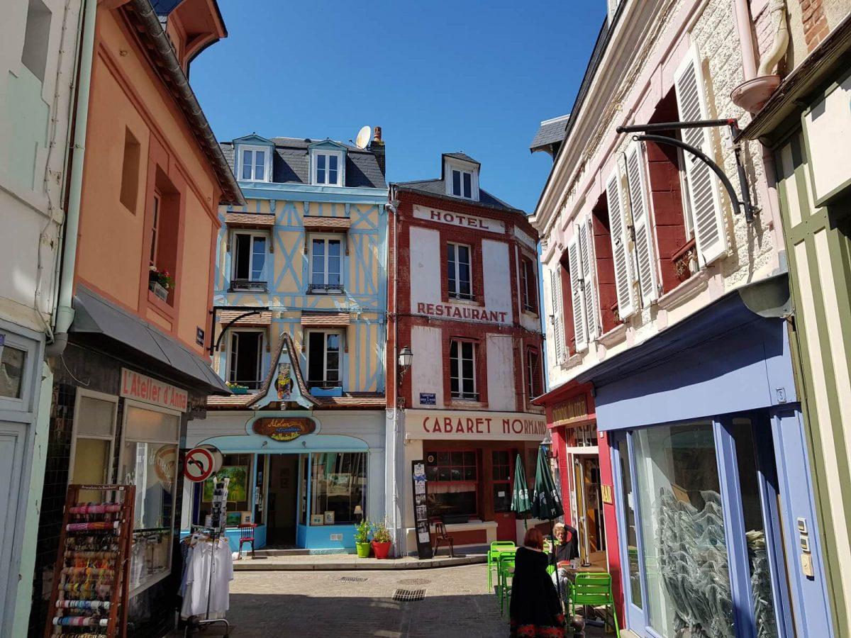 Rue à Villerville