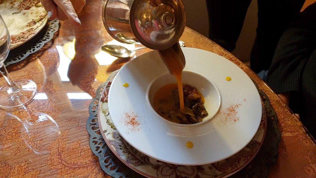 Soupe à la Maison d'Horbé, La Perrière