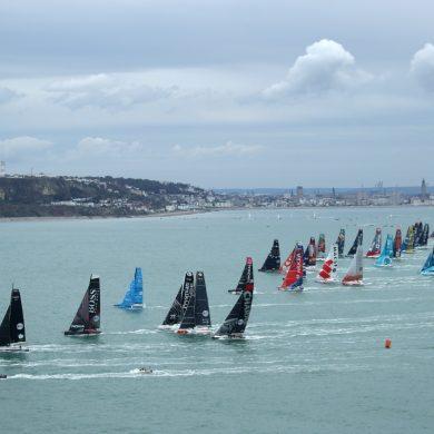 La Transat Jacques Vabre Normandie Le Havre