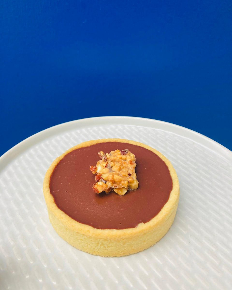 tarte au chocolat, restaurant Hygge à Rouen