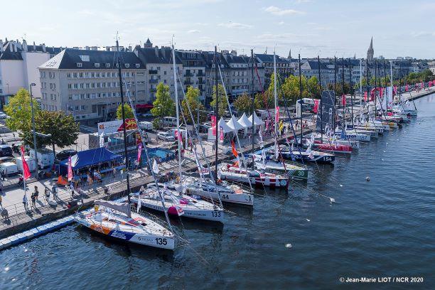 Bassin Saint-Pierre - Normandy Channel Race Caen Normandie