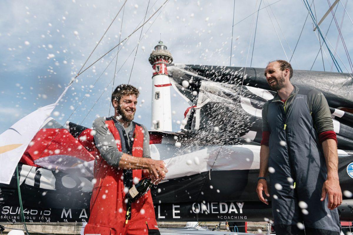 Les vainqueurs de l'édition 2020 - Normandy Channel Race