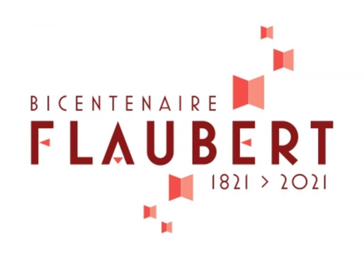logo du Bicentenaire de Flaubert 2021