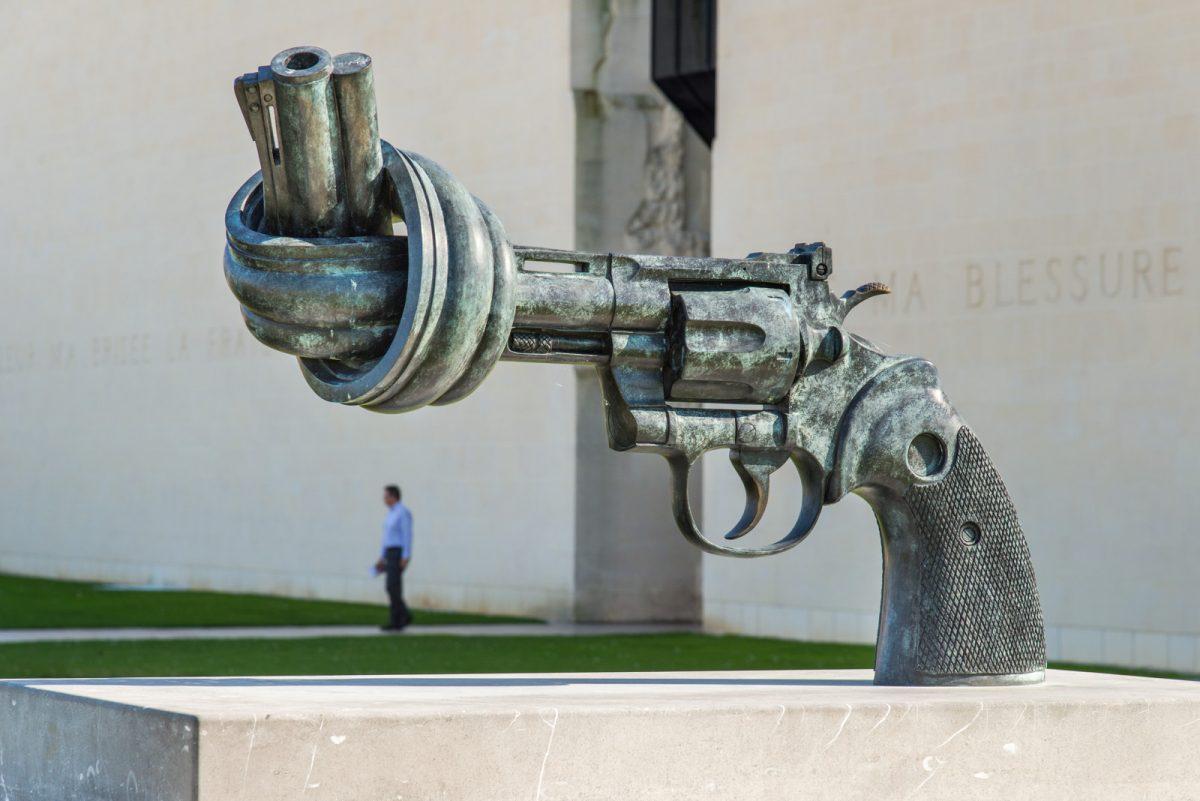 Mémorial de Paix au Mémorial de Caen