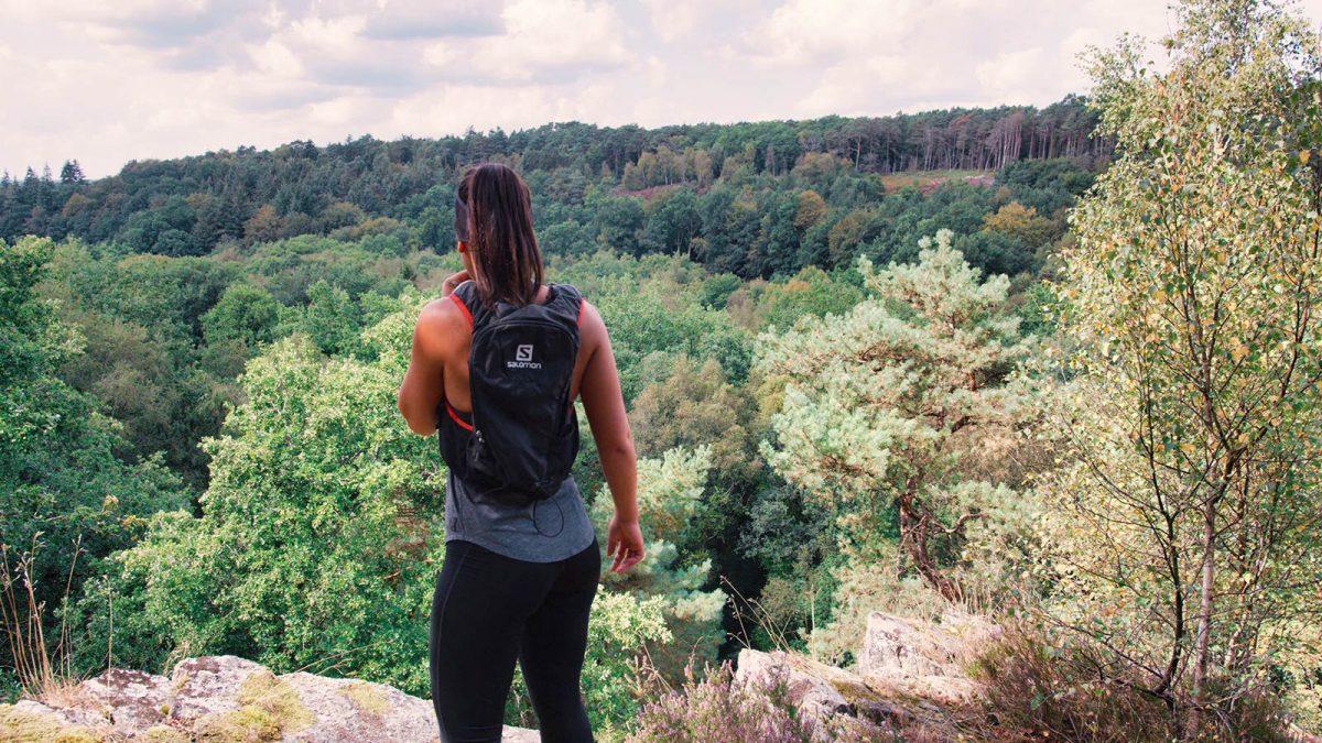 Trail à Bagnoles de l'Orne
