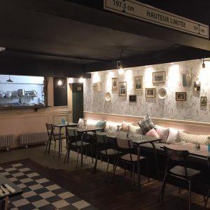 L'Entrepot à Dieppe, intérieur