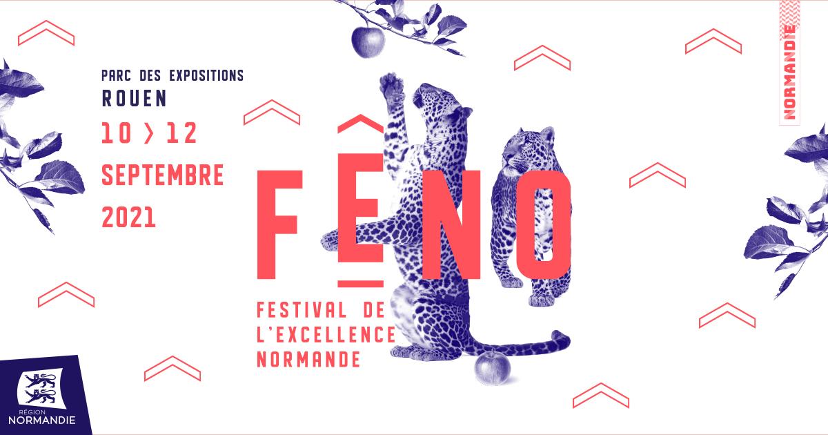 Affiche Festival Fêno 2021