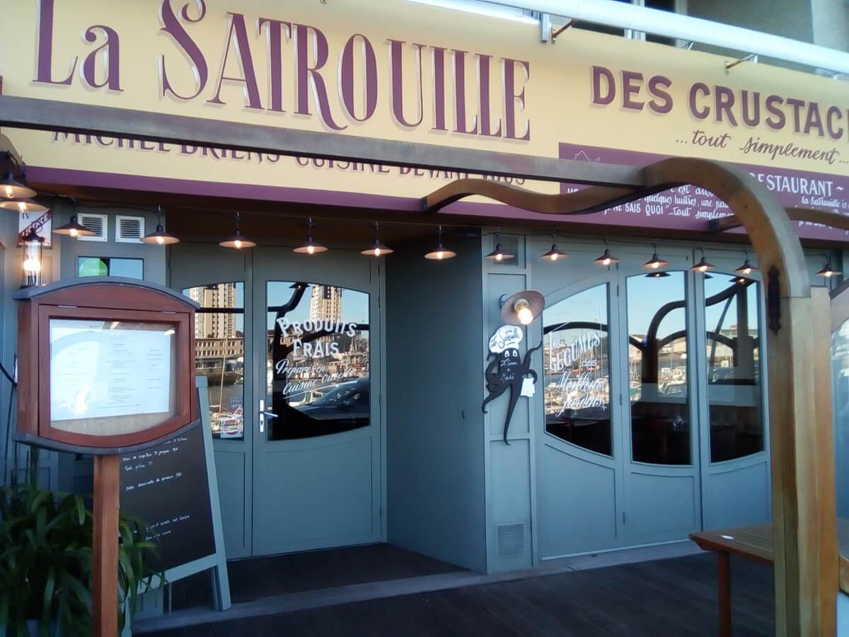 La Satrouille à Cherbourg