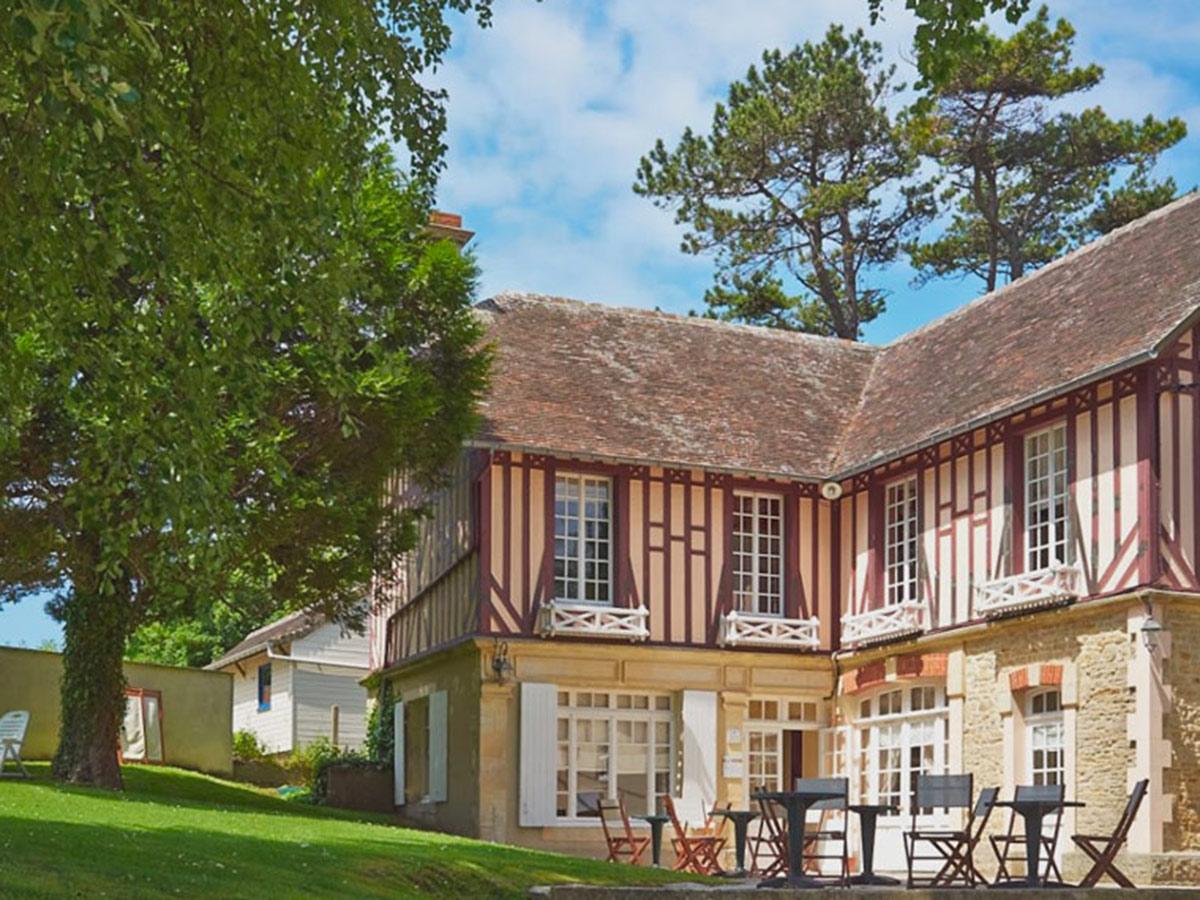 Hôtel Les Villas d'Arromanches