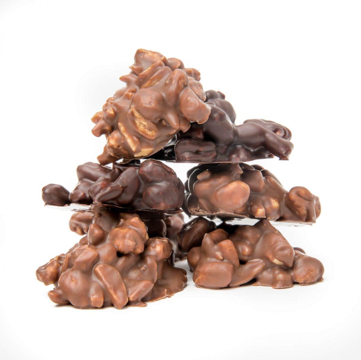 Rocs de Granville par la Chocolaterie Yver