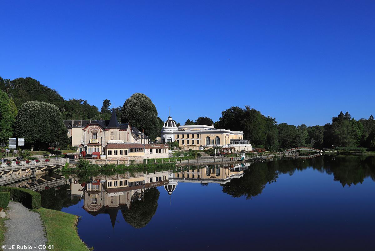 Lac de Bagnoles-de-l'Orne