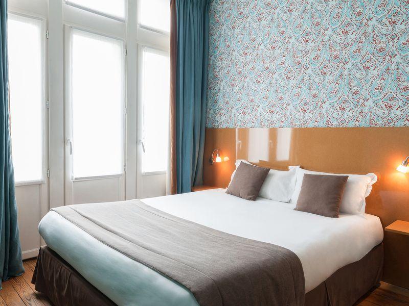 Chambre confort de l'Hôtel O'Gayot