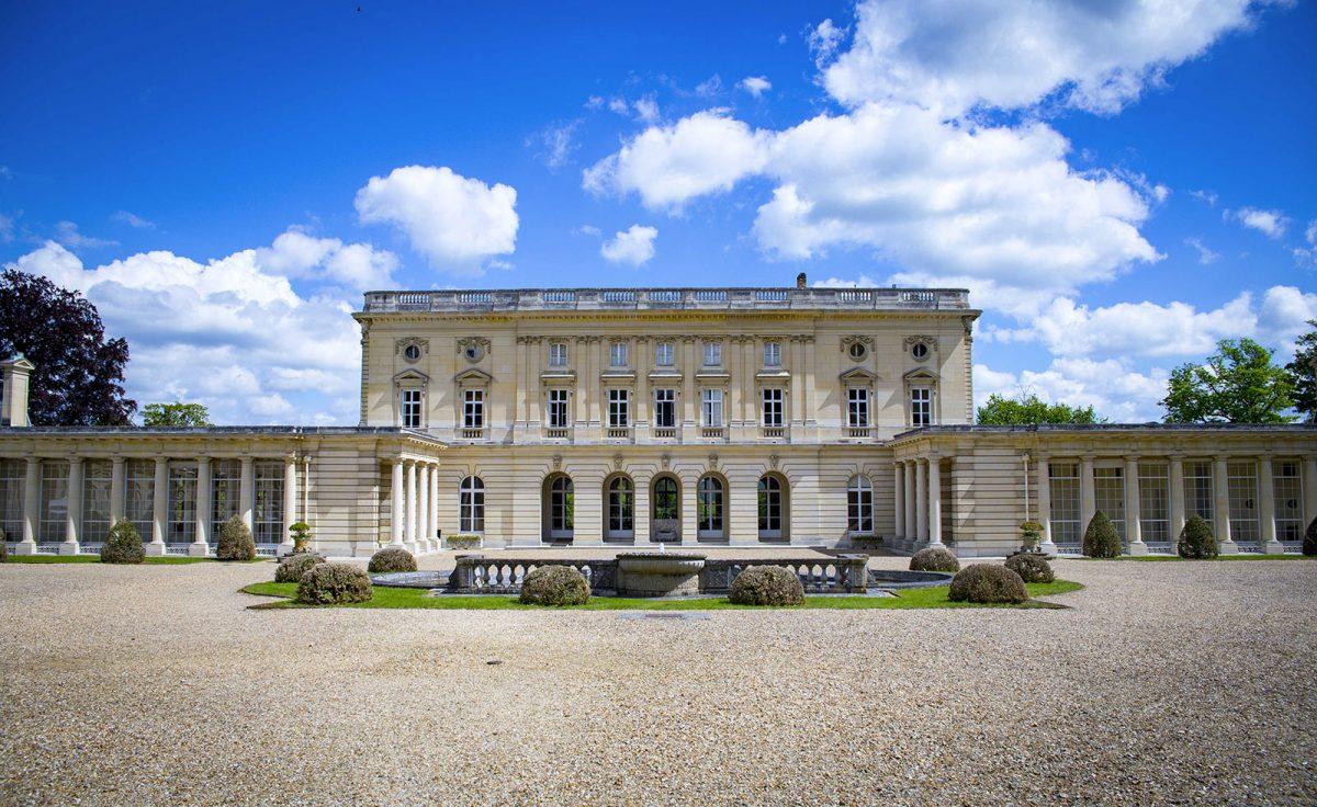 Château de Bizy à Vernon