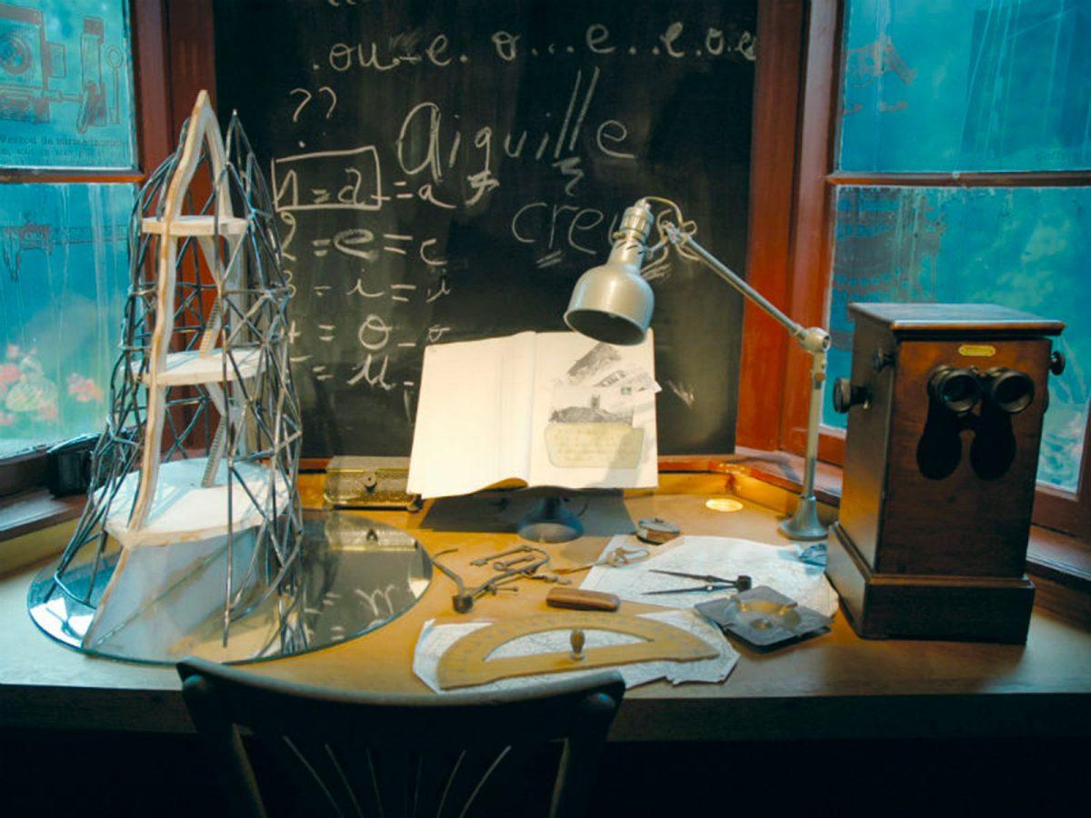 Musée dédié à Arsène Lupin à Etretat