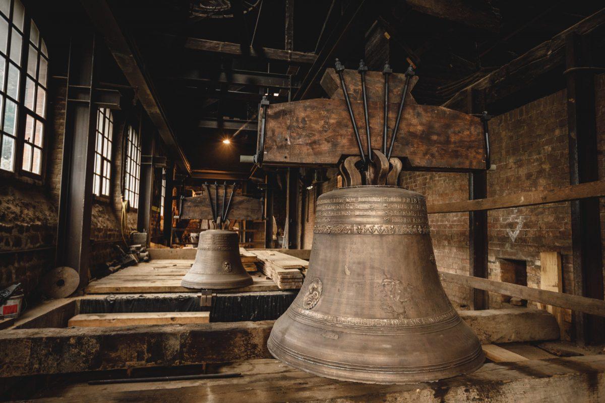 La Fonderie de cloches de Villedieu-les-Poêles