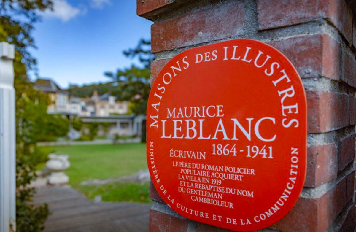 Musée Lupin à Etretat, Maison de Maurice Leblanc