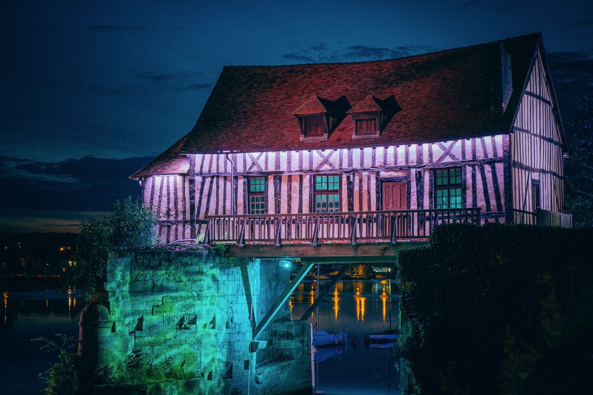 Le Vieux Moulin de Vernon