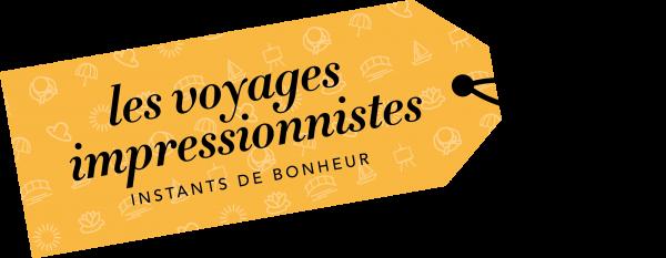 Logo Les voyages impressionnistes