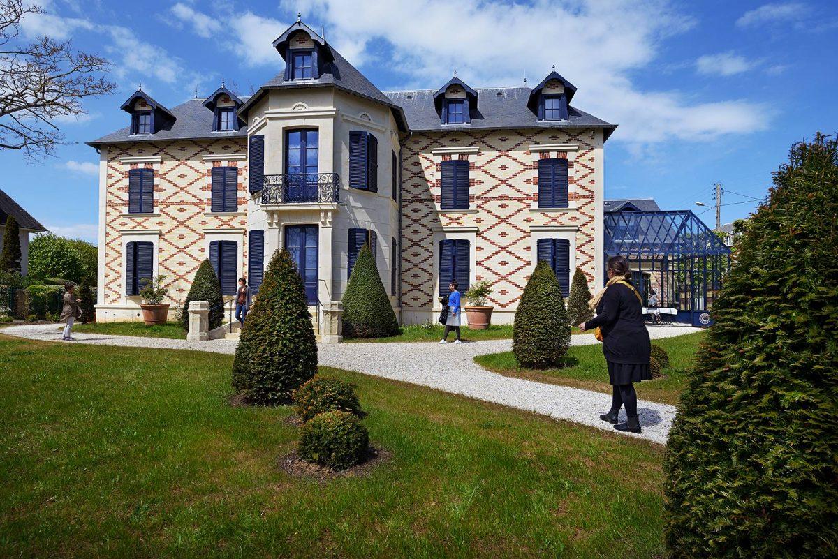 Villa du Temps retrouvé Cabourg