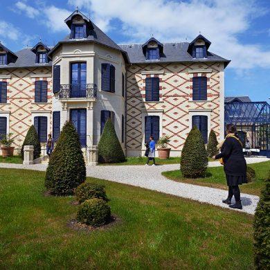 La Villa du Temps retrouvé – Cabourg : L'art de vivre à la Belle Époque