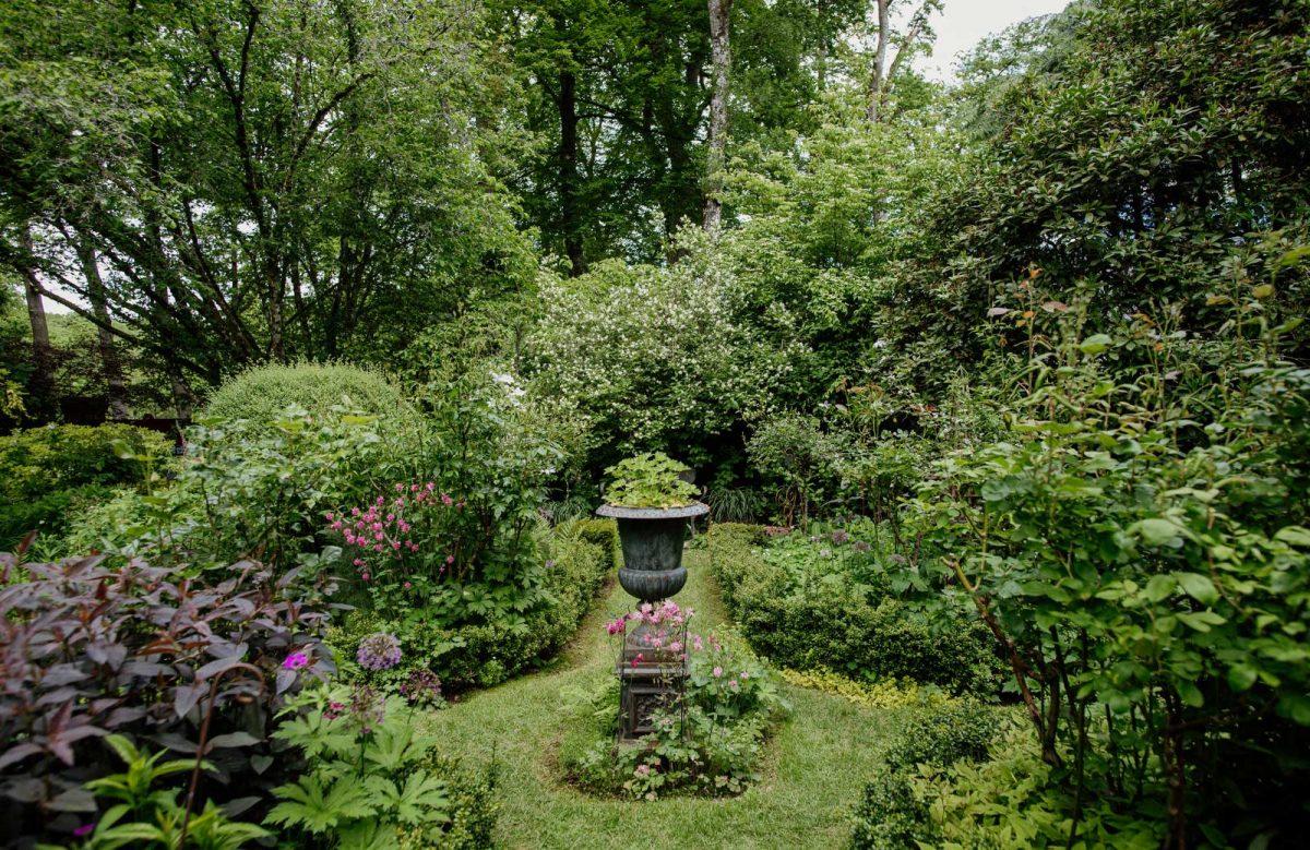Jardin Retiré Bagnoles-de-l'Orne