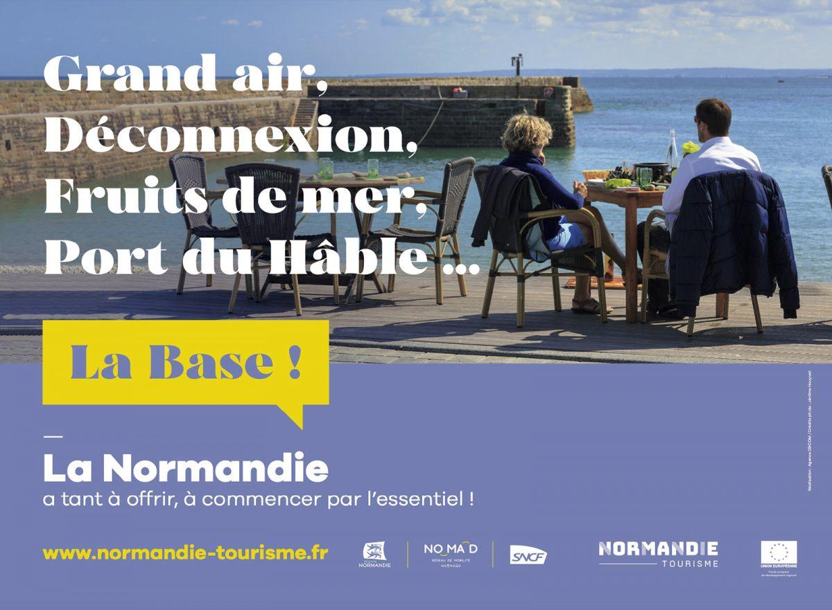 CRT Normandie - La Base - Port du Hable