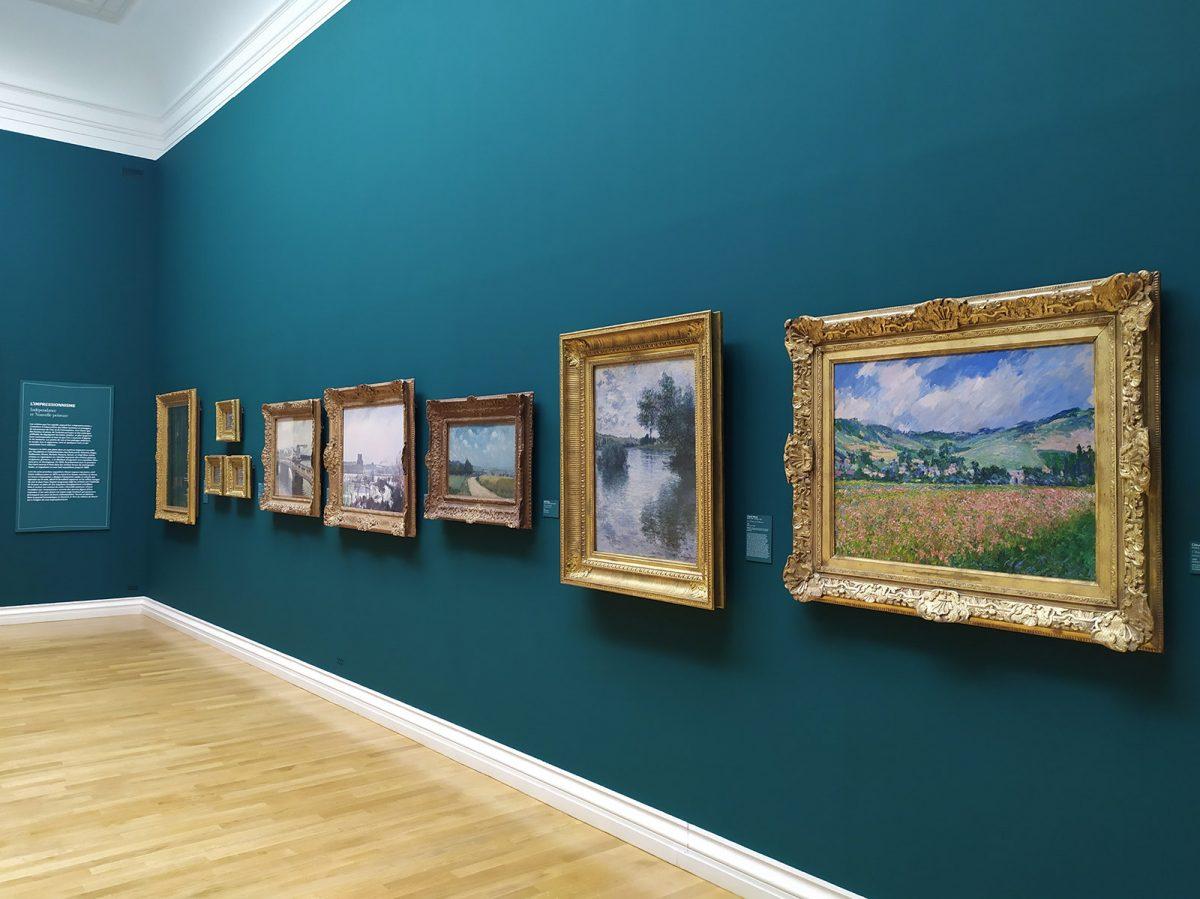 Galerie Impressionniste du Musée des Beaux-Arts de Rouen
